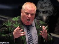 mayor rob ford 420 blaze it