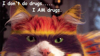 salvador dali pussy cat drugs