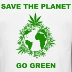 save the planet with hemp meme