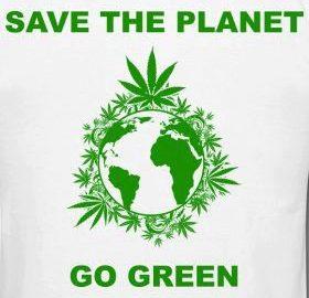 save the planet with hemp meme