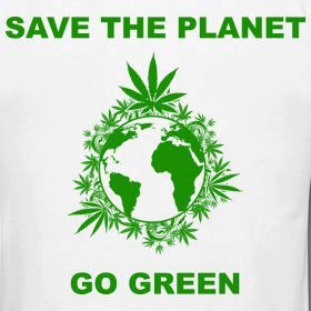 Save the planet, go green with hemp