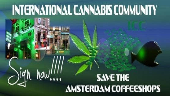 Petition The Mayor Of Amsterdam To Keep the Cannabis Coffeeshops open!!!