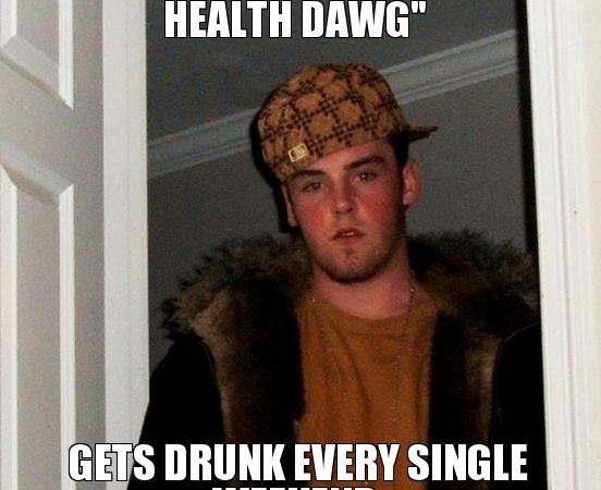 Marijuana is bad for your health dawg