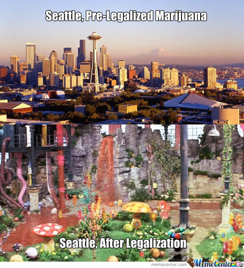 marijuana legalization seattle
