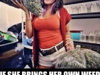 she is a keeper
