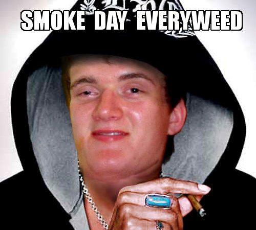 Smoke Day Everyweed