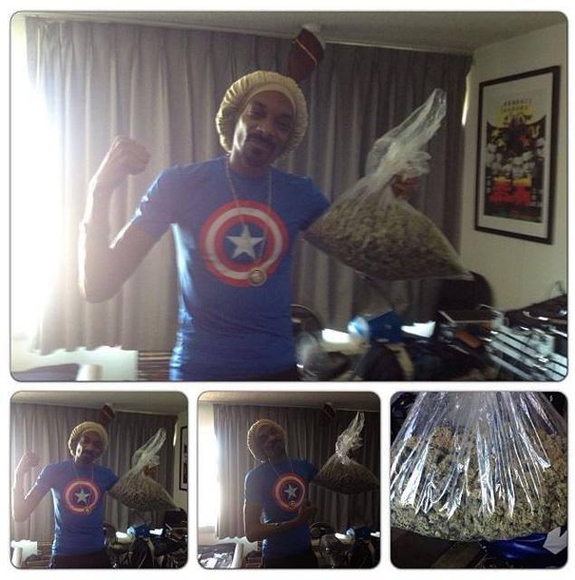 snoop dogg big bag weed