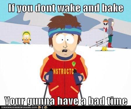 Think, South park bad time meme think
