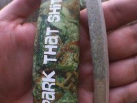 spark that shit weed smoking lighter