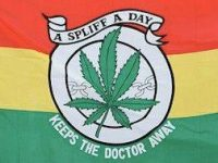 A Spliff A Day Keeps The Doctor Away meme