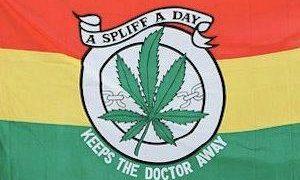 A Spliff A Day Keeps The Doctor Away meme