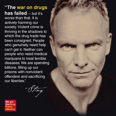 war on drugs has failed With the war on drugs a failure, we need to look at why it didn't work, and what we can do to address the public health issues of illegal drug abuse.