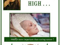 get high cure cancer meme