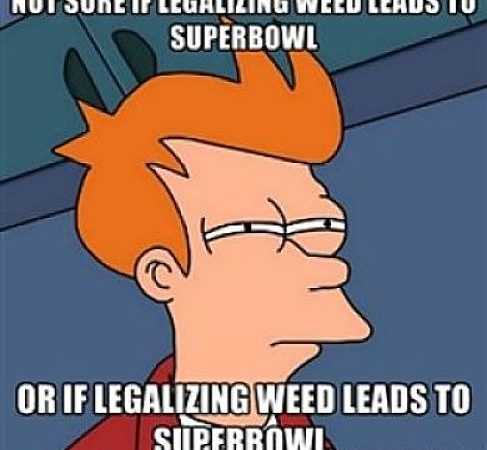 Not Sure If Legalizing Weed Leads To Superbowl…