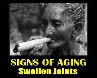 Swollen Joints Are A Sign Of Aging