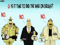 end the war on drugs