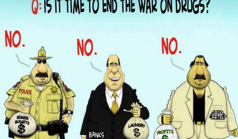 Is it time to end the war on drugs?