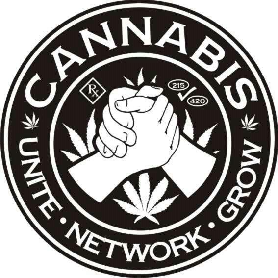 Cannabis activist logo meme