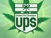 United Pot Smokers logo ups