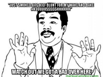 bad ass kief blunt smoker