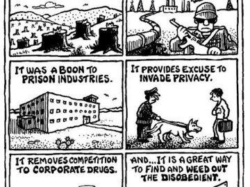 war on weed meme