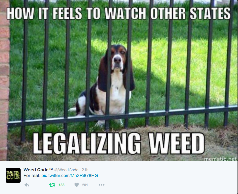 Watching States Legalize Weed Kill Pot