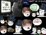ebola marijuana medicine rage comic