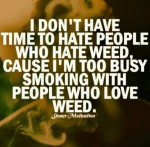 marijuana love hate drugs meme