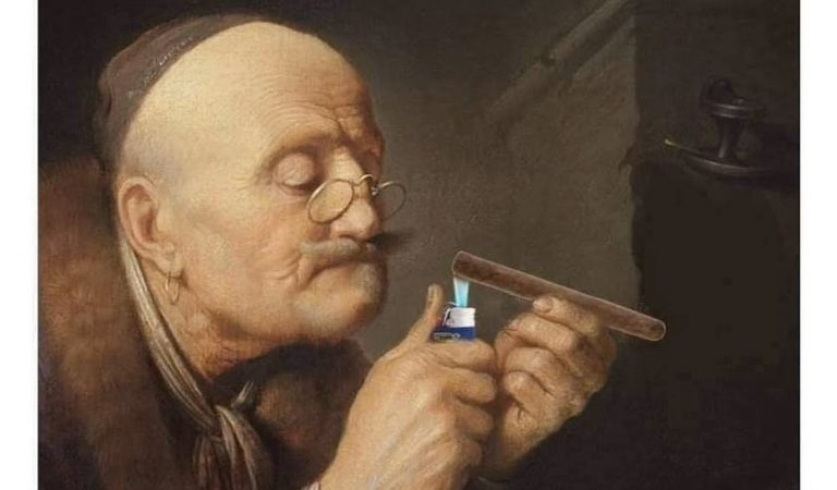 When I'm 70 and about to take my meds