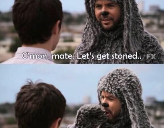 Wilfred – Lets Get Stoned